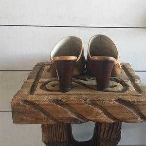 Frye Shoes - Frye Tan Cowboy Western Booties 8.5